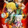 Nanatsu no Taizai 24/24 + OVAs 2/2 MP4 BD Ligero [720p] [Sub Español] [MF]